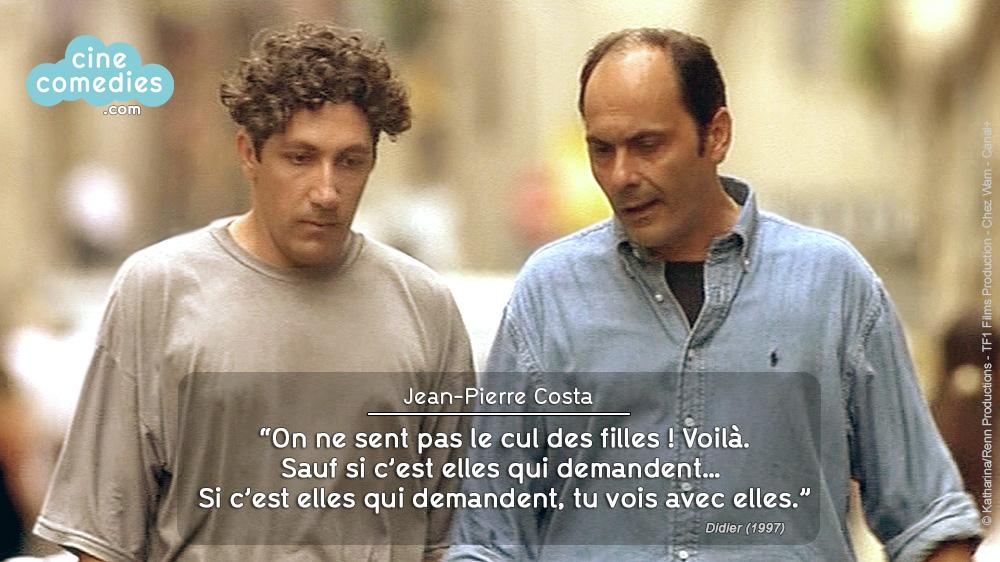 Didier (Alain Chabat, 1997) - Réplique 1