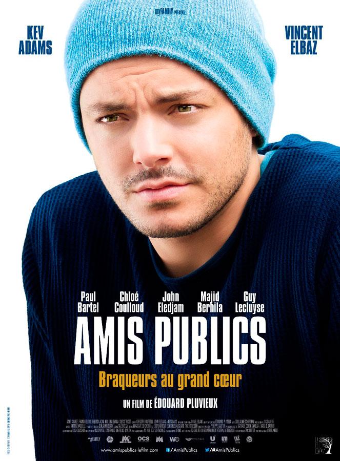 Amis publics (Édouard Pluvieux, 2016)