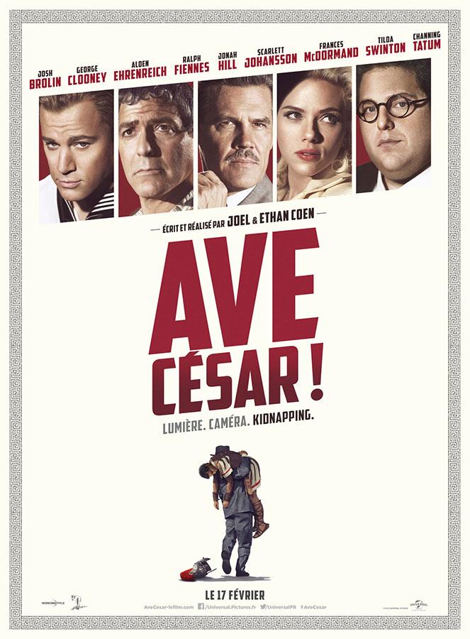 Ave César ! (Joel & Ethan Coen, 2016)