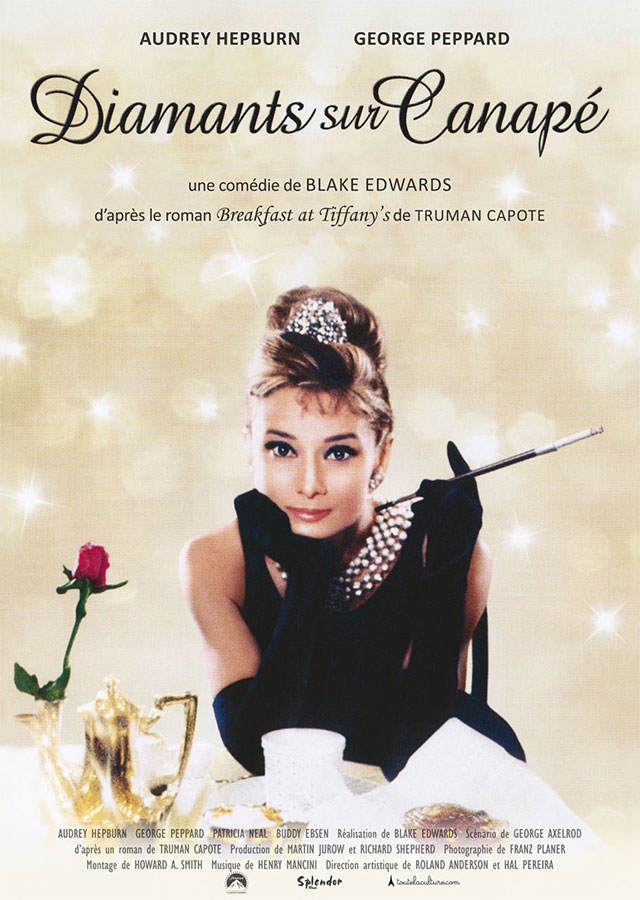 Diamants sur canapé (Breakfast at Tiffany's) de Blake Edwards (1961)