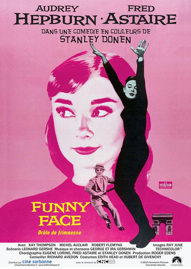 Drôle de frimousse (Stanley Donen, 1957)