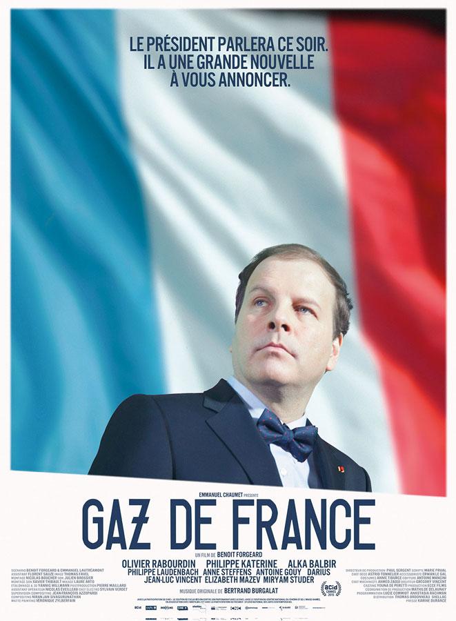 Gaz de France (Benoît Forgeard, 2016)