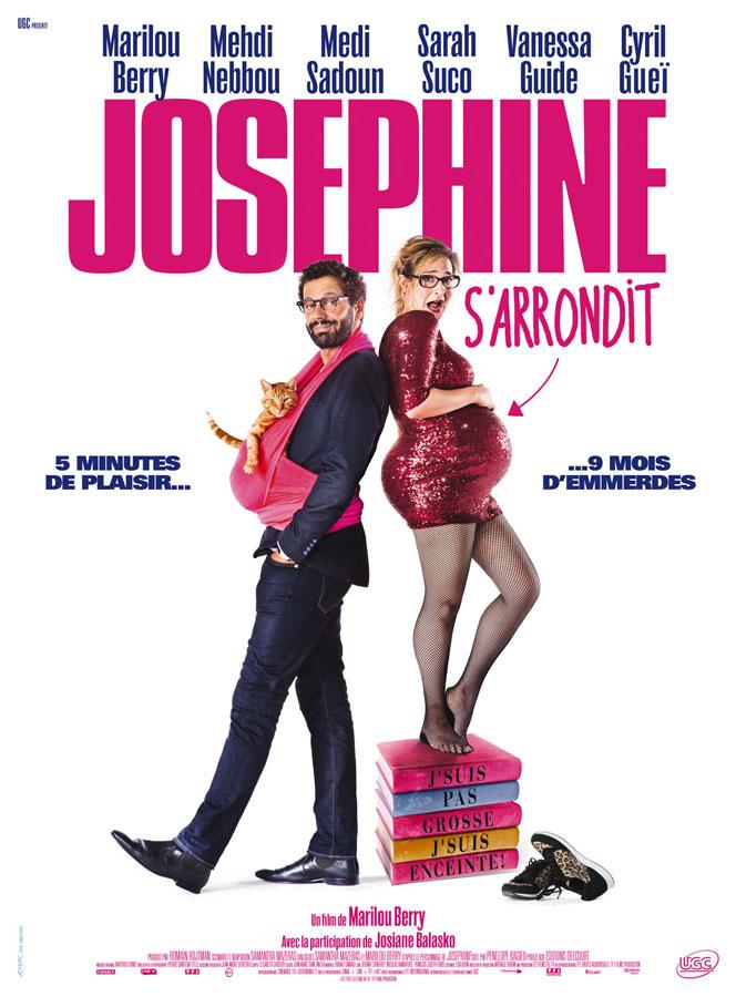 Josephine s'arrondit (Marilou Berry, 2016)