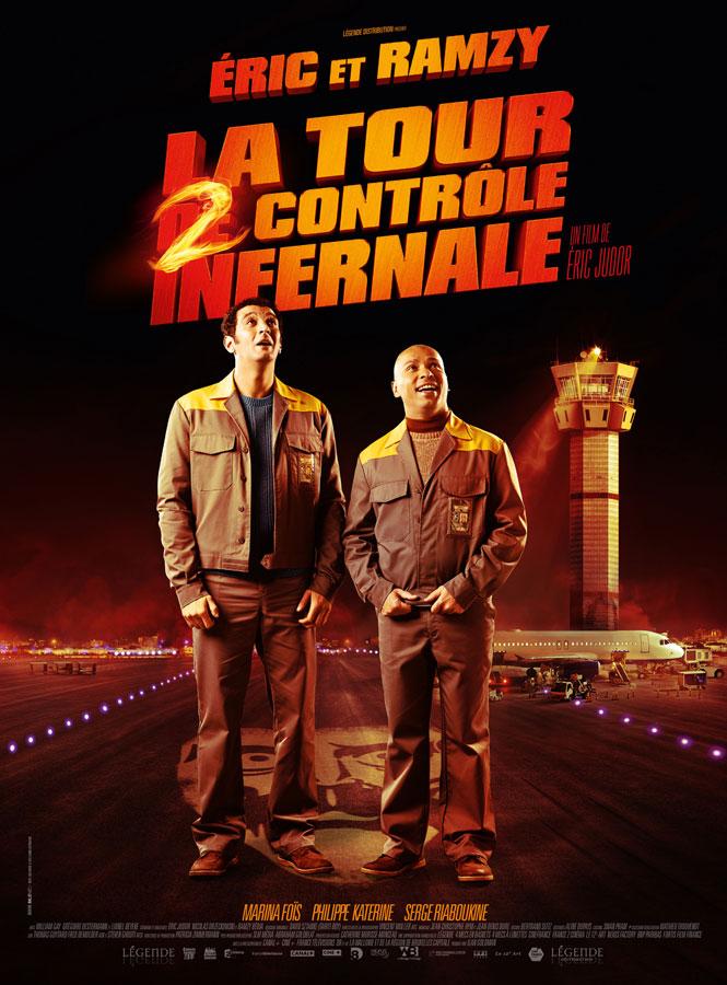 La Tour 2 contrôle infernale (Eric Judor, 2016)