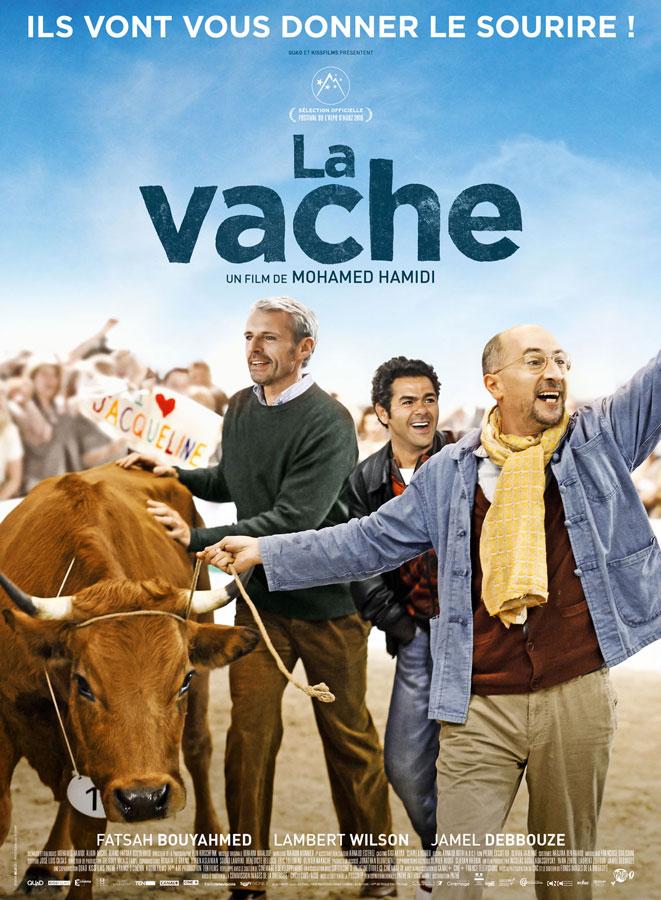 La Vache (Mohamed Hamidi, 2016) - Grand Prix du Festival de Comédie de l'Alpe d'Huez 2016