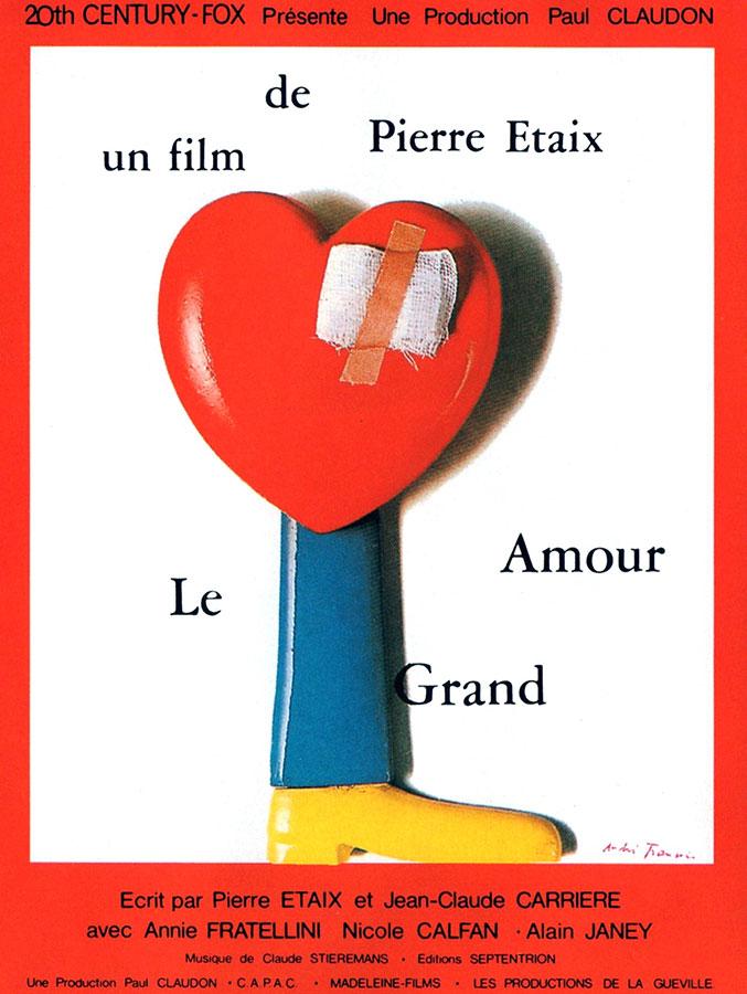 Le Grand Amour (Pierre Étaix, 1969)
