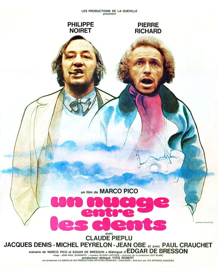 Un nuage entre les dents (Marco Pico, 1974)