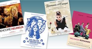 sorties Comédie du 27 janvier 2016 : Encore heureux, Les Filles au Moyen Âge, Diamants sur canapé, Vacances romaines.