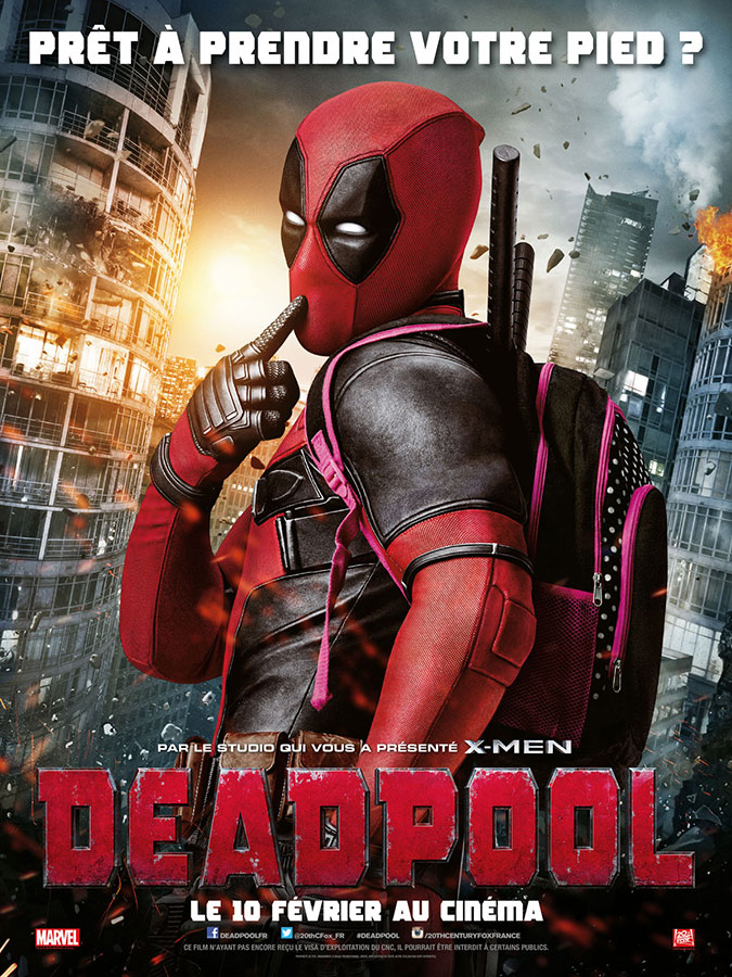 Deadpool (Tim Miller, 2016)