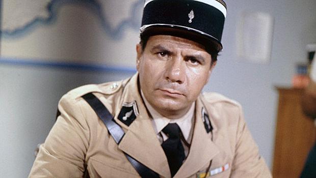 Michel Galabru dans Le Gendarme de Saint-Tropez (Jean Girault, 1964)