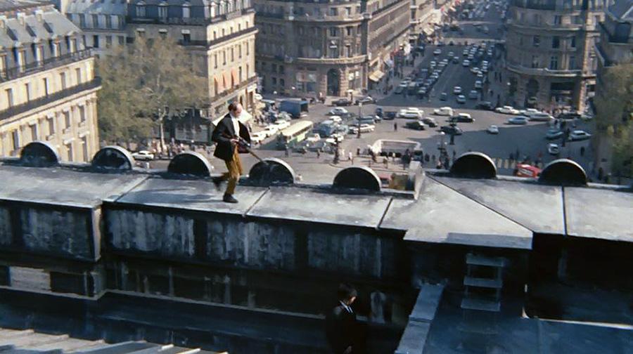 Sim dans Une veuve en or (Michel Audiard, 1969)
