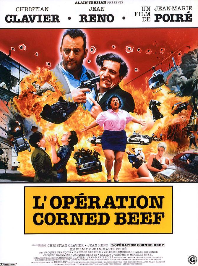 L'Opération Corned Beef (Jean-Marie Poiré, 1991)