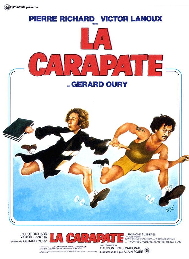 La Carapate (Gérard Oury, 1978)