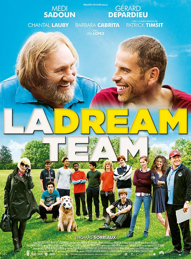 La Dream Team (Thomas Sorriaux, 2016)