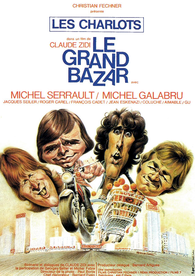 Le Grand bazar (Claude Zidi, 1973)