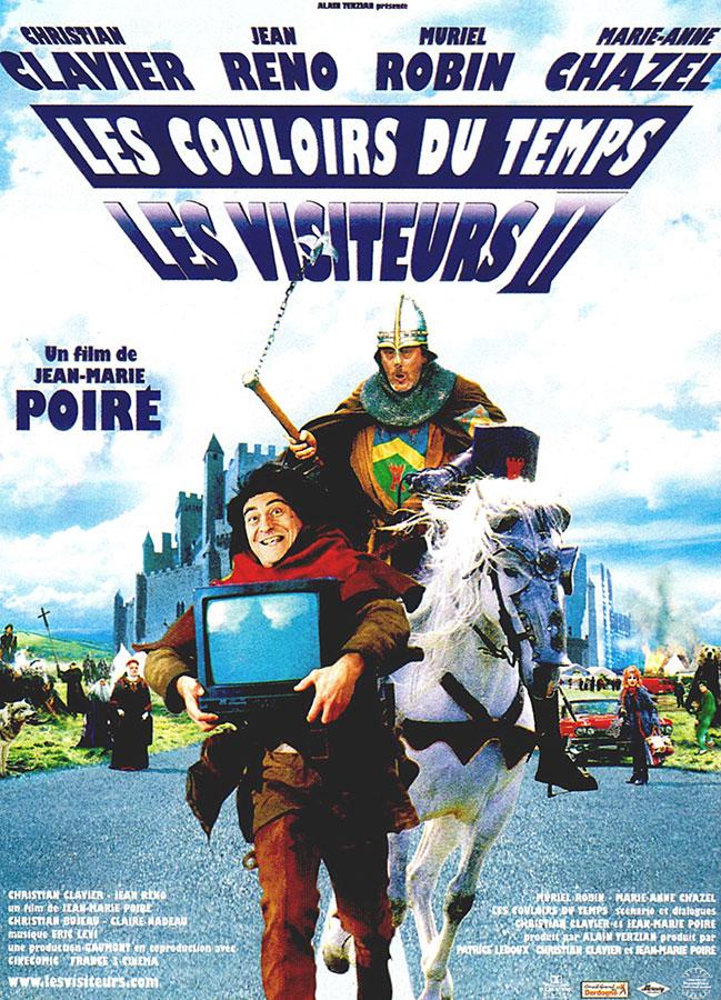 Les Couloirs du temps - Les Visiteurs II (Jean-Marie Poiré, 1998)