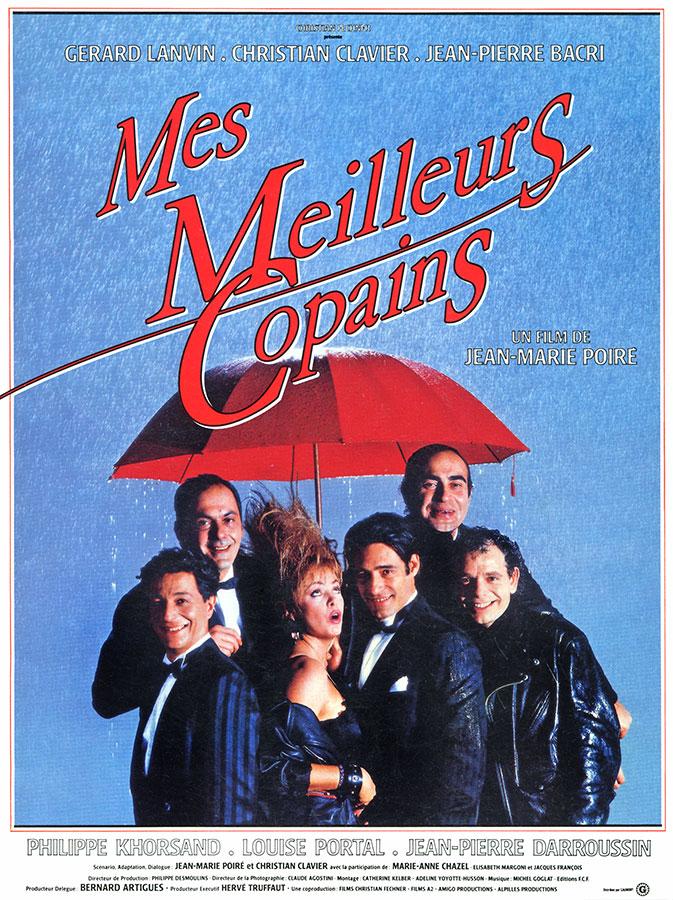 Mes meilleurs copains (Jean-Marie Poiré, 1989)