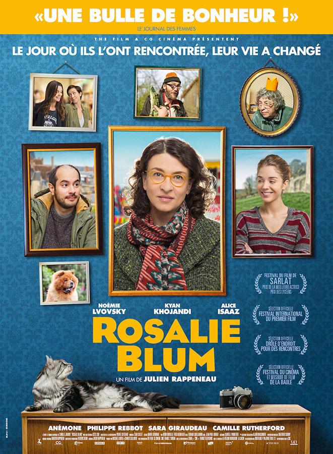 Rosalie Blum (Julien Rappeneau, 2016)