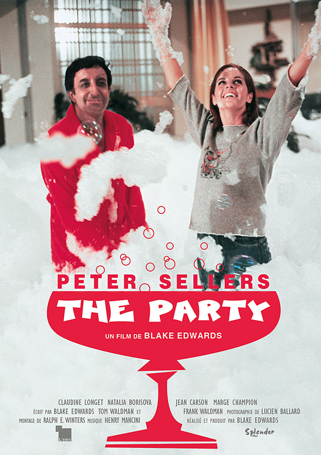 The Party (Blake Edwards, 1969)