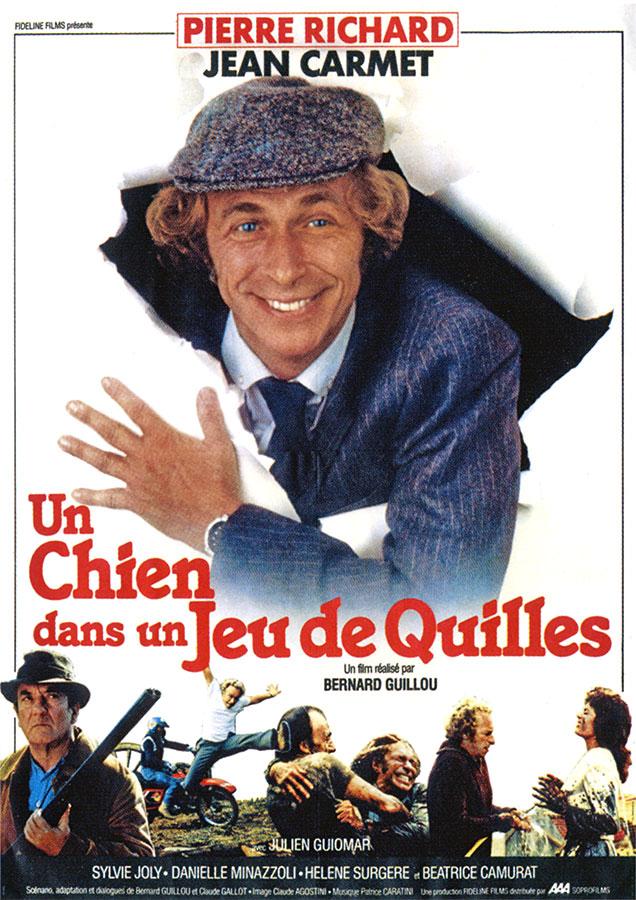 Un chien dans un jeu de quilles (Bernard Guillou, 1982)