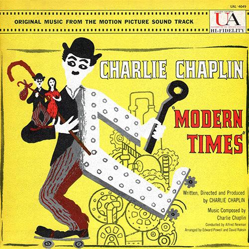 Bande originale du film Les Temps modernes (Charlie Chaplin, 1936)