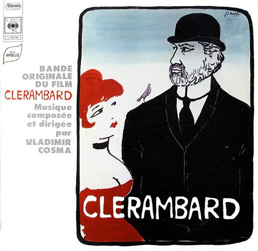 Bande originale du film Clérambard (Yves Robert, 1969)