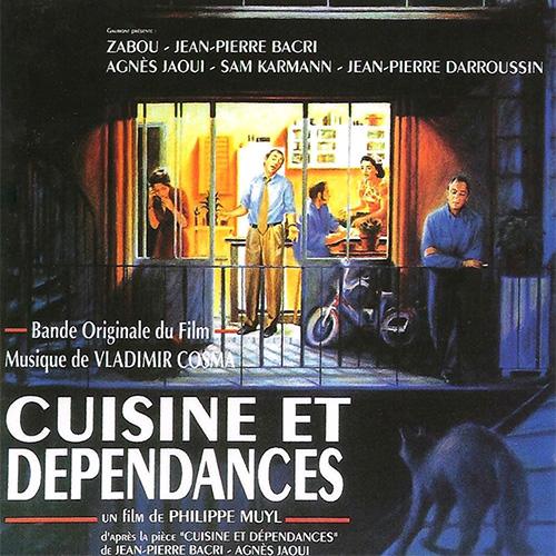 Bande originale du film Cuisine et dépendances (Philippe Muyl, 1992)
