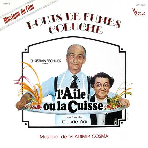 Bande originale du film L'Aile ou la cuisse (Claude Zidi, 1976)