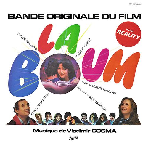 Bande originale du film La Boum (Claude Pinoteau, 1980)
