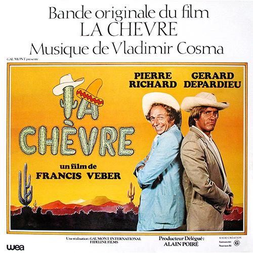 Bande originale du film La Chèvre (Francis Veber, 1981)