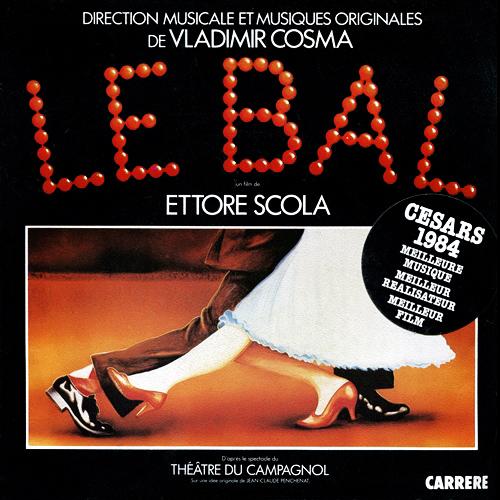 Bande originale du film Le Bal (Ettore Scola, 1983)