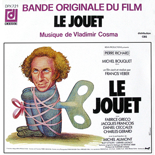 Bande originale du film Le Jouet (Francis Veber, 1976)