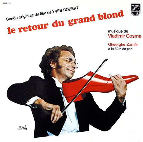 Bande originale du film Le Retour du Grand Blond (Yves Robert, 1974)