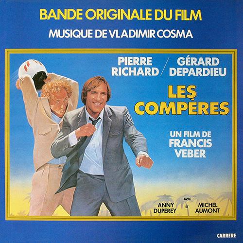 Bande originale du film Les Compères (Francis Veber, 1983)