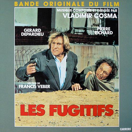 Bande originale du film Les Fugitifs (Francis Veber, 1986)