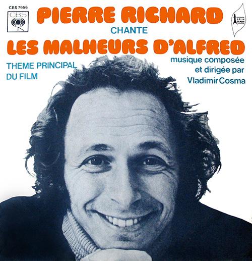 Bande originale du film Les Malheurs d'Alfred (Pierre Richard, 1971)