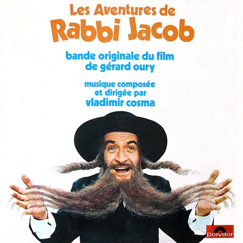 Bande originale du film Les Aventures de Rabbi Jacob (Gérard Oury, 1973)
