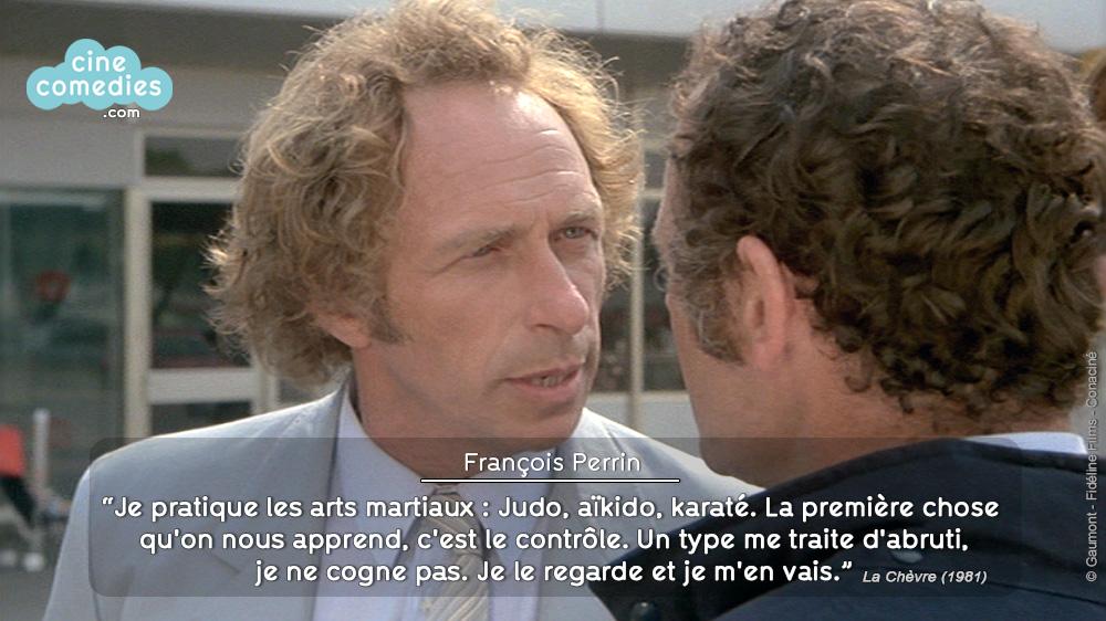 La Chèvre (Francis Veber, 1981) - réplique 1