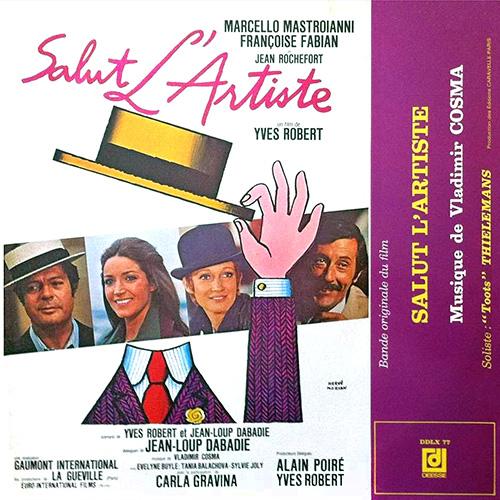 Bande originale du film Salut l'artiste (Yves Robert, 1973)