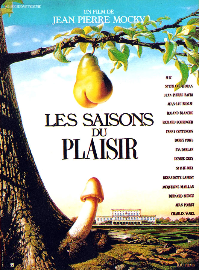 Les Saisons du plaisir (Jean-Pierre Mocky, 1988)