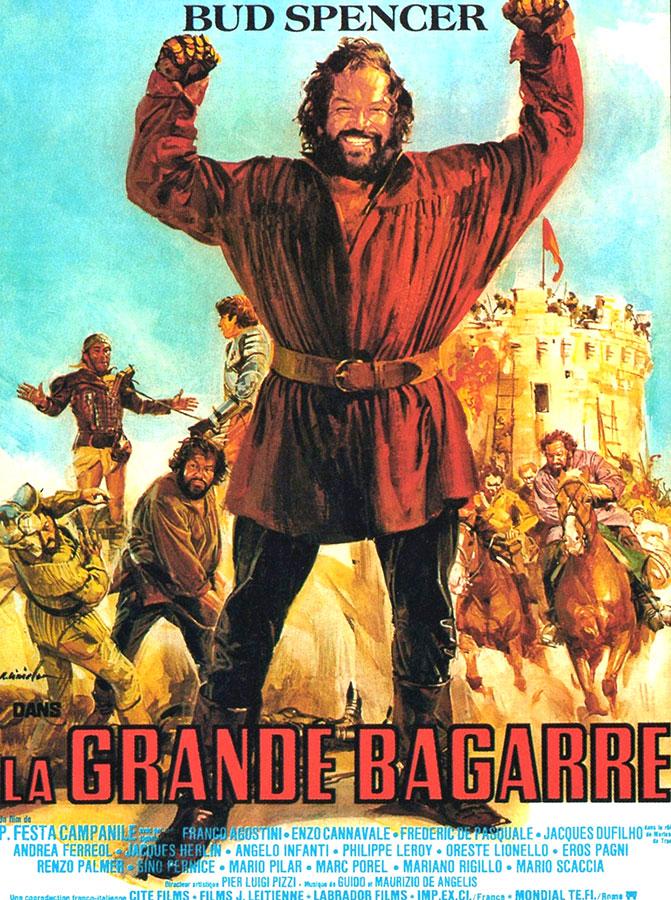 La Grande bagarre (Pasquale Festa Campanile, 1976)