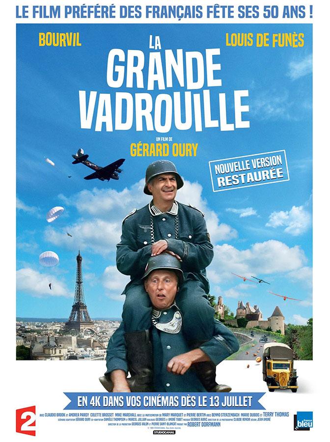 La Grande vadrouille (Gérard Oury, 1966)