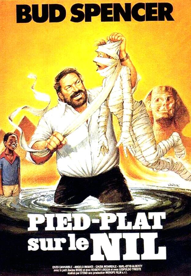 Pied Plat sur le Nil / Piedone d'Egitto (Steno, 1980)
