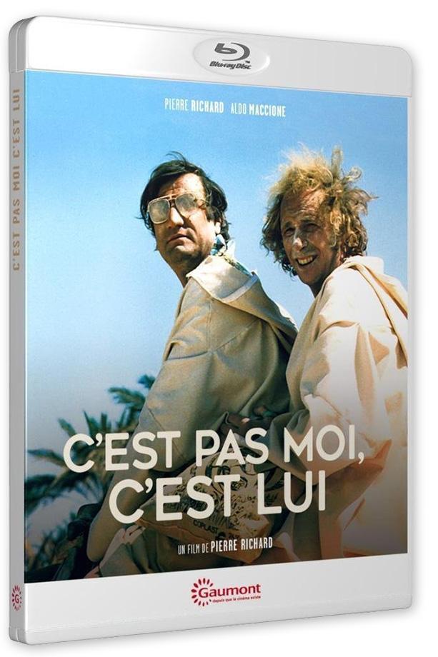 C'est pas moi, c'est lui (Pierre Richard, 1980) - Blu-ray