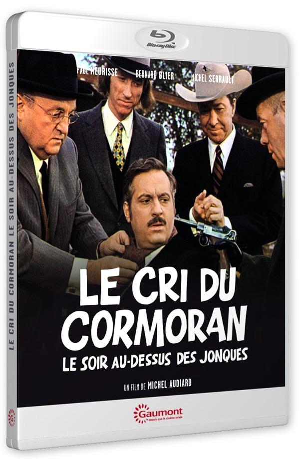 Le Cri du cormoran le soir au-dessus des jonques (Michel Audiard, 1971) - Blu-ray