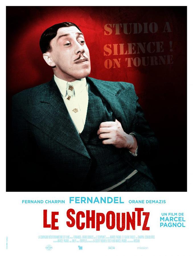 Le Schpountz (Marcel Pagnol, 1938) - version restaurée 2K