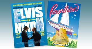 Toutes les sorties Comédie du 20 juillet 2016 : Elvis & Nixon, Parenthèse.