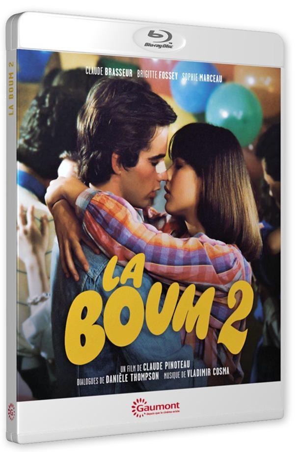 La Boum 2 (Claude Pinoteau, 1982) - Blu-ray