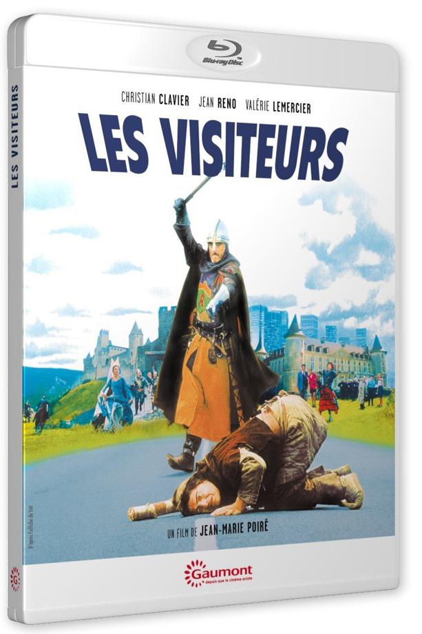 Les Visiteurs (Jean-Marie Poiré, 1993) - Blu-ray