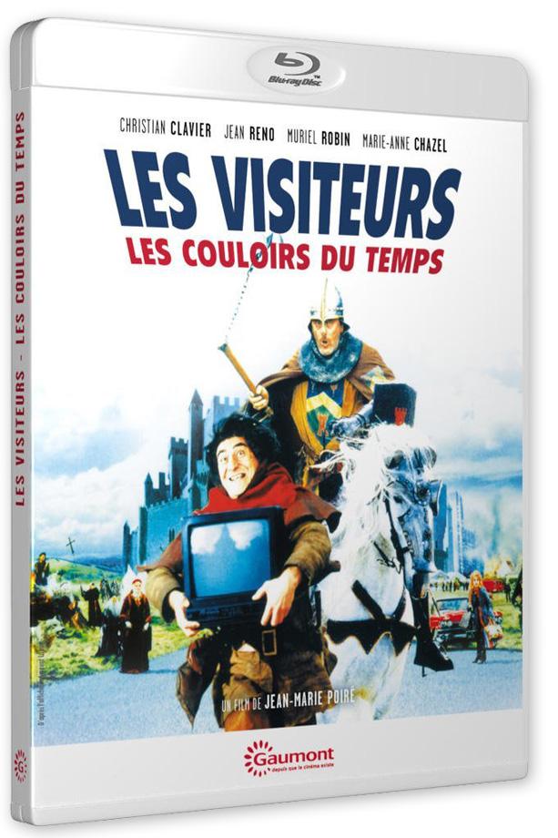 Les Visiteurs - Les Couloirs du temps (Jean-Marie Poiré, 1998) - Blu-ray